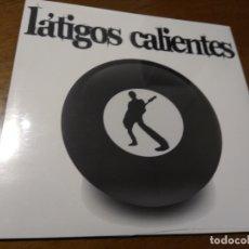 Discos de vinilo: LATIGOS CALIENTES -LA MARCA DEL NORTE- EP 10 PULGADAS-RARO!! ROCK MADRID-NUEVO PRECINTADO. Lote 177367095