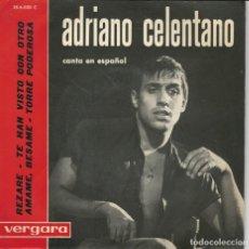 Disques de vinyle: ADRIANO CELENTANO. Lote 177370748