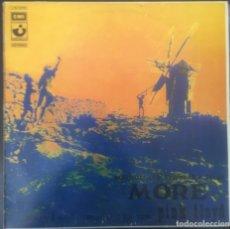 Discos de vinilo: PINK FLOYD – SOUNDTRACK FROM THE FILM - MORE - PRIMERA EDICIÓN ESPAÑA 1974 LP , VINILO EX. Lote 177370884