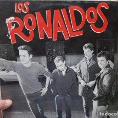 Discos de vinilo: LP-LOS RONALDOS- 1987 EN FUNDA ORIGINAL . Lote 177392720