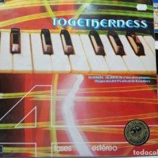 Discos de vinilo: DOBLE LP-TOGETHERNESS-DE RONNIE ALDRICH Y SUS 2 PIANOS 1974. Lote 177394415