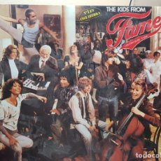 Discos de vinilo: LP-FAMA-THE KIDS FROM FAME 1982 EN FUNDA ORIGINAL . Lote 177397963