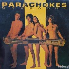 Discos de vinilo: LP-PARACHOKES-PROVOCAR EN FUNDA ORIGINAL 1992. Lote 177398592