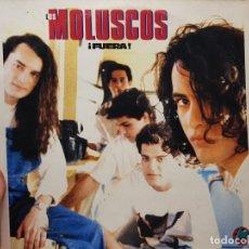 Discos de vinilo: LP-LOS MOLUSCOS-FUERA EN FUNDA ORIGINAL 1990. Lote 177400058