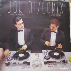 Discos de vinilo: LP-DON DISCOMIX- EN FUNDA ORIGINAL 1986. Lote 177400908