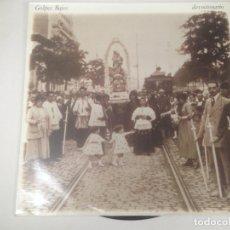 Discos de vinilo: MAXI SINGLE DISCO VINILO GOLPES BAJOS DEVOCIONARIO. Lote 177404408