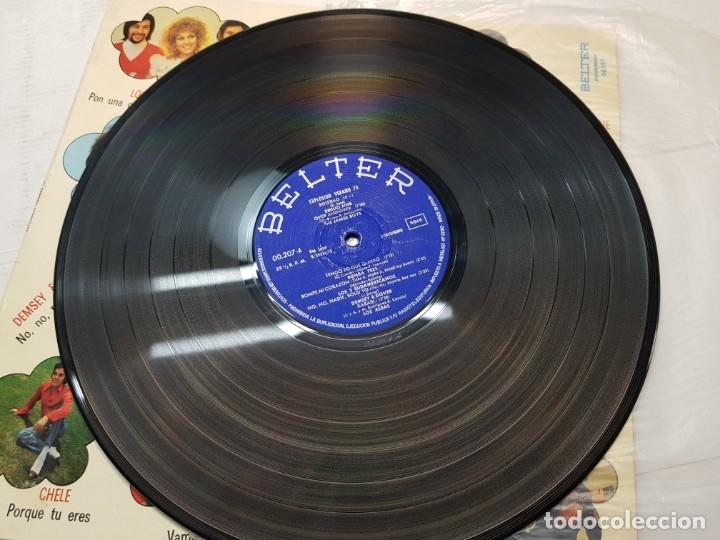 Discos de vinilo: LP-EXPLOSION VERANO 73-disco en funda original 1973 - Foto 3 - 177406688