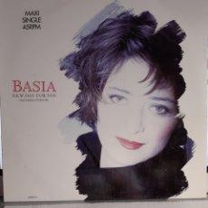 Discos de vinilo: BASIA-NEW DAY YOU. Lote 177407678