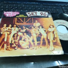 Discos de vinilo: SET 96 SINGLE PROMOCIONAL BANG BANG BANG 1977. Lote 177417210