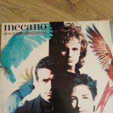 Discos de vinilo: MECANO-DESCANSO DOMINICAL. Lote 195200551