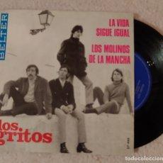 Discos de vinilo: 2 SINGLE MÚSICA ESPAÑOLA AÑOS 70. Lote 177438518