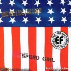 Disques de vinyle: ELECTRIC FRANKENSTEIN / SPEEDFREAKS SPLIT (SINGLE) . PUNK ROCK MOTORHEAD TURBONEGRO. Lote 177445784