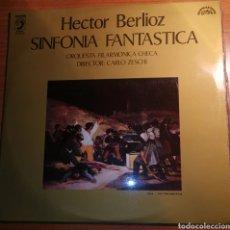 Discos de vinilo: HECTOR BERLIOZ. SINFONIA FANTASTICA. Lote 177458824