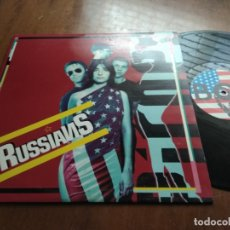 Discos de vinilo: PIROPO-RUSSIANS/MAXISINGLE KONG RECORDS-1994. Lote 177463000