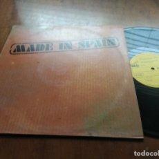Discos de vinilo: MAXI- MADE IN SPAIN- SON LAS OCHO-1991-. Lote 177465677