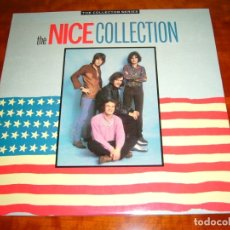 Discos de vinilo: THE NICE - THE NICE COLLECTION 60'S/70'S UK PSYCH PROG ROCK DOBLE LP. Lote 177470050