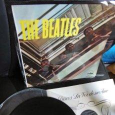 Discos de vinilo: BEATLES PRIMER LP EMI ODEON ESPAÑA MOCL 120 MONOAURAL TORREON FUNDA ORIGINAL EPOCA ENERO 1964. Lote 177471788