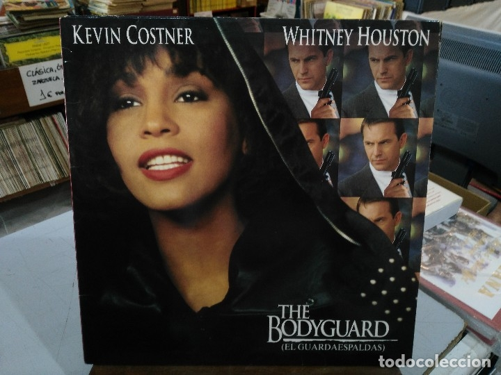 THE BODYGUARD (EL GUARDAESPALDAS) - LP. DEL SELLO ARISTA 1992 (Música - Discos - LP Vinilo - Bandas Sonoras y Música de Actores )