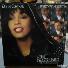 Discos de vinilo: THE BODYGUARD (EL GUARDAESPALDAS) - LP. DEL SELLO ARISTA 1992. Lote 177471822