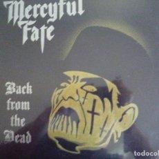 Discos de vinilo: MERCYFULL FATE-BACK FROM THE DEAD. Lote 177494685