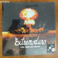 Discos de vinilo: EXTREMODURO - PARA TODOS LOS PÚBLICOS (LP + CD) PRECINTADO. Lote 177495782