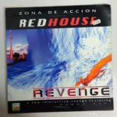 Discos de vinilo: MAXI SINGLE DISCO VINILO ZONA DE ACCION REDHOUSE REVENGE. Lote 177497764