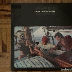 Discos de vinilo: CROSBY, STILLS & NASH – CSN SELLO: ATLANTIC – ATL 50 369 FORMATO: VINYL, LP, ALBUM PAÍS: FRANCE F. Lote 177500457