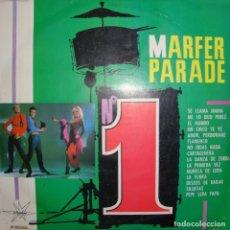 Discos de vinilo: MARFER PARADE. RENATA, ELISEO DEL TORO, JUAN PABLO, LOS MARSHALLS, SANTY CASTELLANOS, LUCIA ALTIERI. Lote 177501674