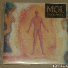 Discos de vinilo: MOL - DOS MUNDOS / TRAGAOS / PREFIRO / LA SECTA / UNA IMAGEN / SINGLE DE 1996. Lote 177502354