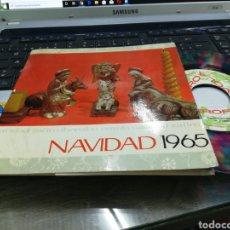 Discos de vinilo: ZAFIRO SINGLE PROMOCIONAL NAVIDAD 1965. Lote 177505229
