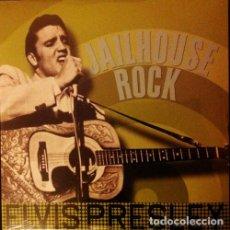 Discos de vinilo: ELVIS PRESLEY JAILHOUSE ROCK LP . ROCKABILLY ROCK AND ROLL EDDIE COCHRAN GENE VINCENT. Lote 177526842