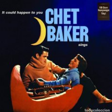 Discos de vinilo: CHET BAKER * LP 180G HQ HEAVYWEIGHT * IT COULD HAPPEN TO YOU * PRECINTADO!!. Lote 177529462