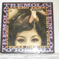 Discos de vinilo: LUCERO TENA-LP-TREMOLO. Lote 177531155