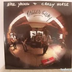 Discos de vinilo: NEIL YOUNG AND CRAZY HORSE - RAGGED GLORY (LP) 1990. Lote 177548627