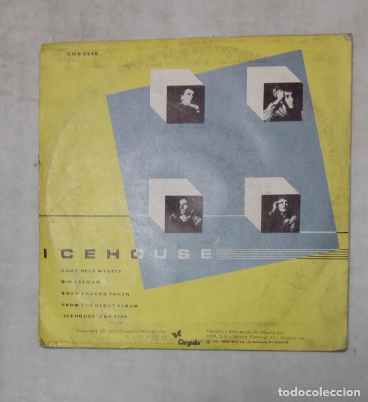 Discos de vinilo: Icehouse - Can't Help Myself. No Puedo Evitarlo - Single. TDKDS18 - Foto 2 - 177556088