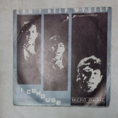 Discos de vinilo: ICEHOUSE - CAN'T HELP MYSELF. NO PUEDO EVITARLO - SINGLE. TDKDS18. Lote 177556088
