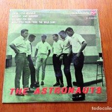 Discos de vinilo: THE ASTRONAUTS - SWIM LITTLE MERMAID (RCA VICTOR 3-20823 - SPAIN 1964) ORIGINAL EP. Lote 177568957