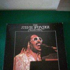 Discos de vinilo: THE STEVIE WONDER COLLECTION. Lote 177598377