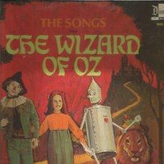 Discos de vinilo: WALT DISNEY MAGO DE OZ. Lote 177601688