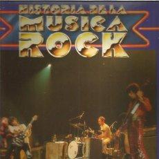 Discos de vinilo: ROLLING STONES HISTORIA MUSICA ROCK. Lote 177603764