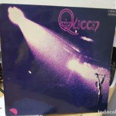 Discos de vinilo: QUEEN PRIMEL LP ESPAÑOL PROMOCIONAL J062 COLECCIONISTAS - CON CHAPA DE QUEEN DE REGALO !!!!. Lote 177604358