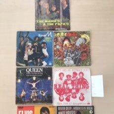 Discos de vinilo: LOTE 7 DISCOS SINGLES VINILO. Lote 177626628