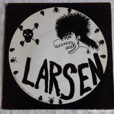 Discos de vinilo: LARSEN: RÉQUIEM/ EL PAYASO. Lote 177631457