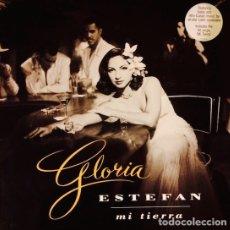 Discos de vinilo: GLORIA ESTEFAN - MI TIERRA LP. Lote 177654804
