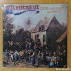 Discos de vinilo: LABANDA - FIESTA CAMPESTRE (ROCKMANIA) - LP. Lote 177659667