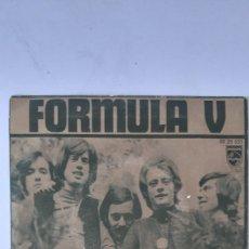 Discos de vinilo: FORMULA V. DOS CAMINOS.ME FALTA SU AMOR. Lote 177660790