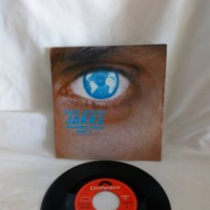 Discos de vinil: JEAN MICHEL JARRE MAGNETIC FIELDS PART 4 SINGLE. Lote 177664085