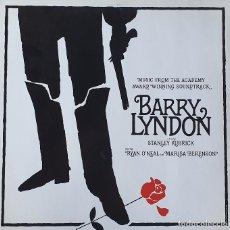 Disques de vinyle: BANDA SONORA DE BARRY LINDON. Lote 177669664