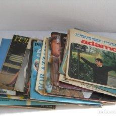 Discos de vinilo: LOTE DE 28 DISCOS DE VINILO. SINGLES. 17CM. VARIADOS.. Lote 177670904