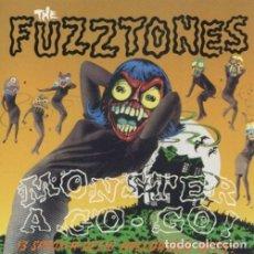 Discos de vinilo: THE FUZZTONES MONSTER A-GO-GO! LP . GARAGE FUZZ SONICS GONN LOVE STANDELLS. Lote 177671467